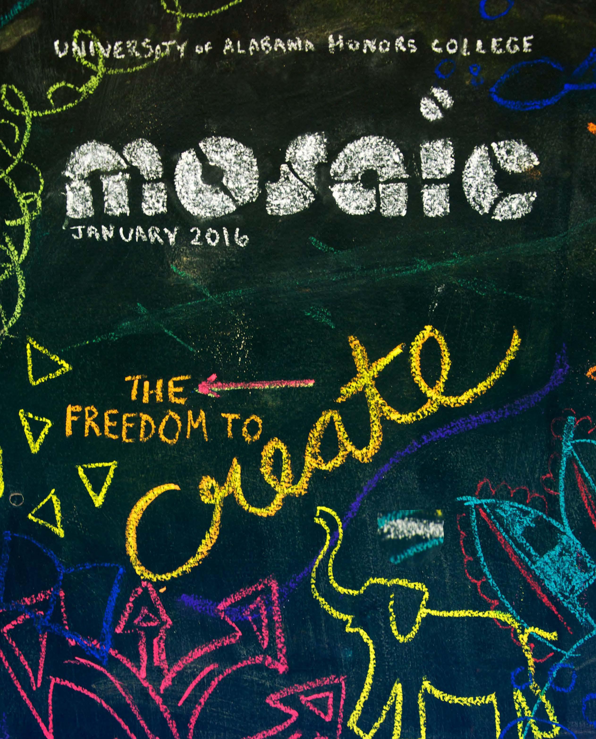Mosaic Fall 2015