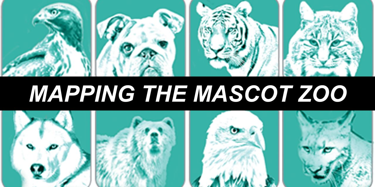 Mapping the Mascot Zoo