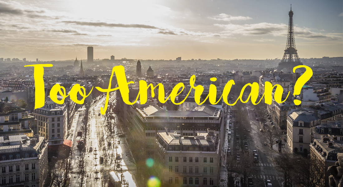Too American?