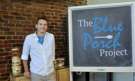 The Blue Porch Project