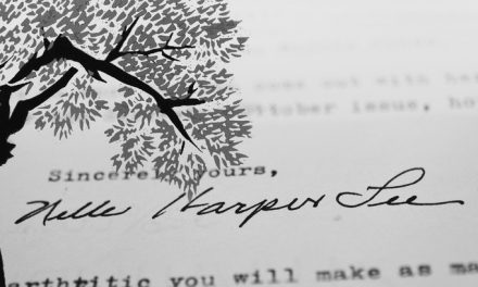 Sincerely Yours, Harper Lee
