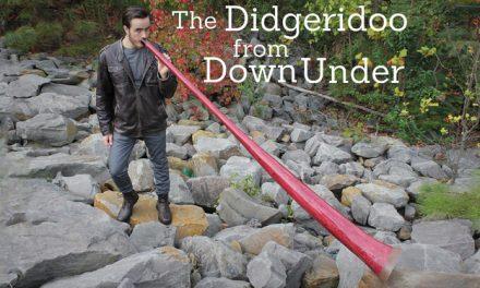 The Didgeridoo from Down Under