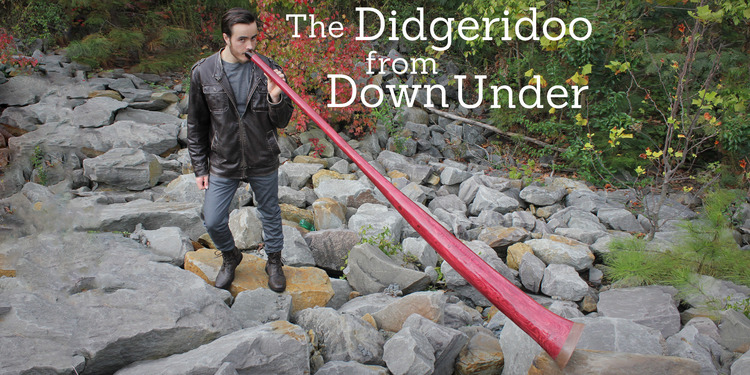 The Didgeridoo from Down Under