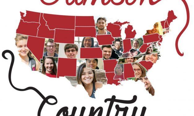 Crimson Country