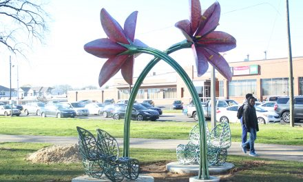 Freshly Formed Flowers: UA Sculptors Create a Permanent Touch of Spring