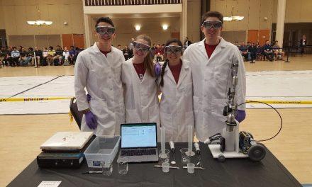 Mosaic Goes Clubbing: Alabama Chem-E Car Team