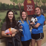 Mosaic Goes Clubbing: Geriatric Therapy Animals Club