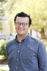 Photo of Editor Will Raney