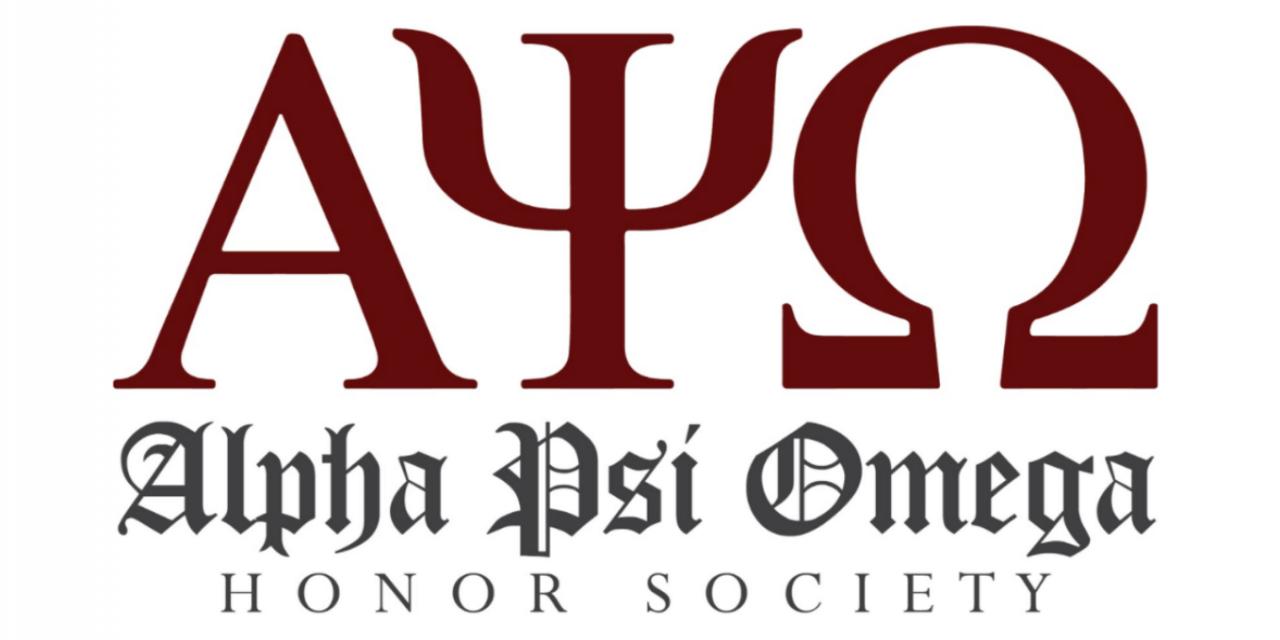 Mosaic Gets Involved: Alpha Psi Omega