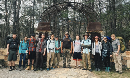 Mosaic Gets Involved: Outdoor Adventures Club