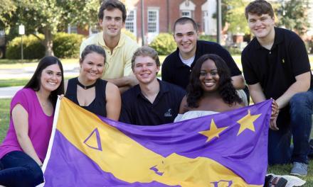 Mosaic Gets Involved: Delta Sigma Pi