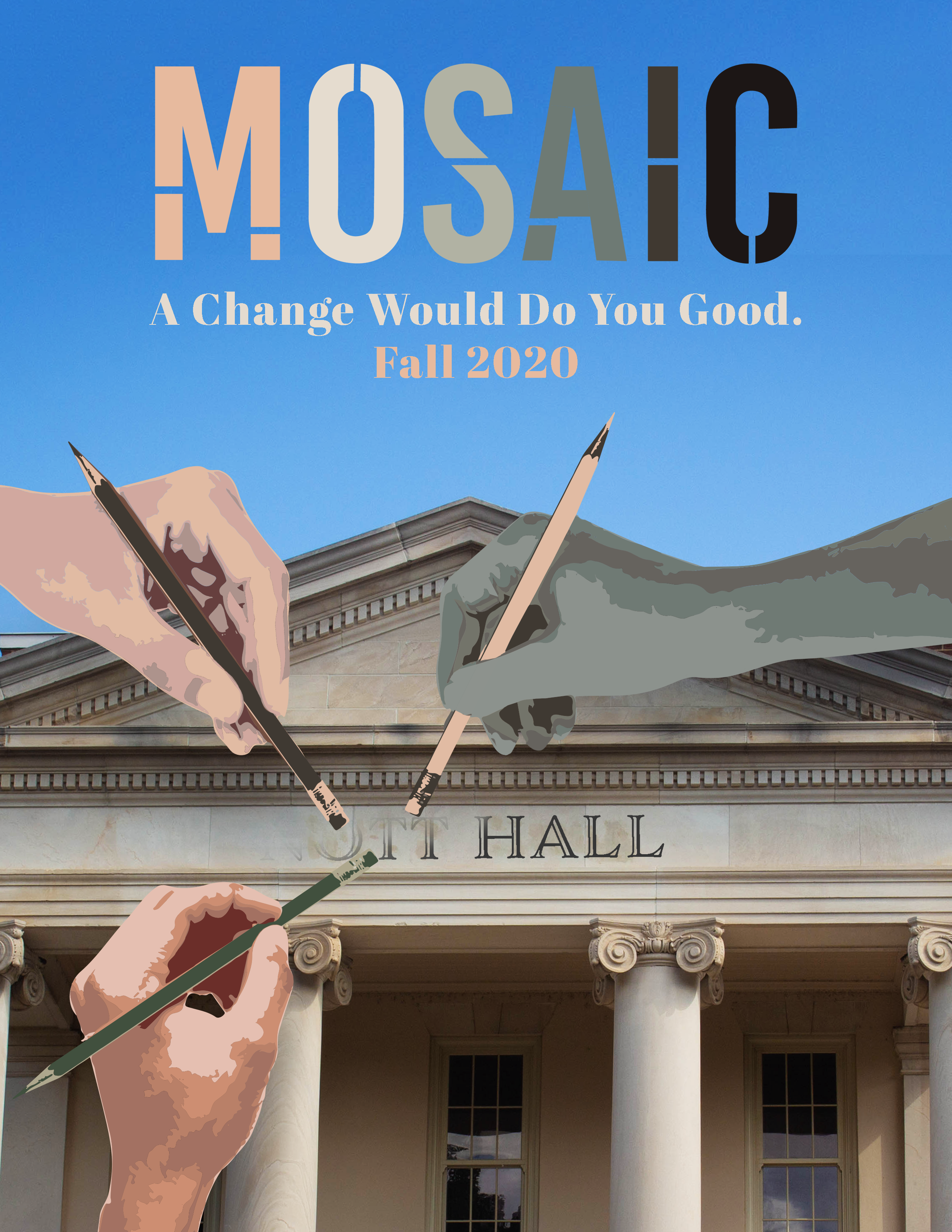 Mosaic Spring 2016 Cover
