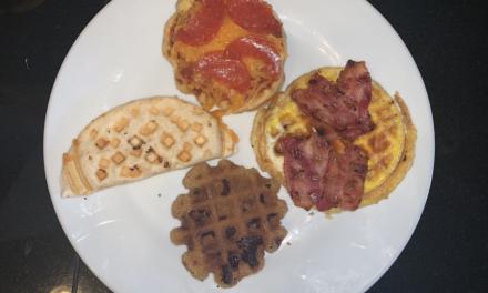 Mini Waffle Maker Recipes