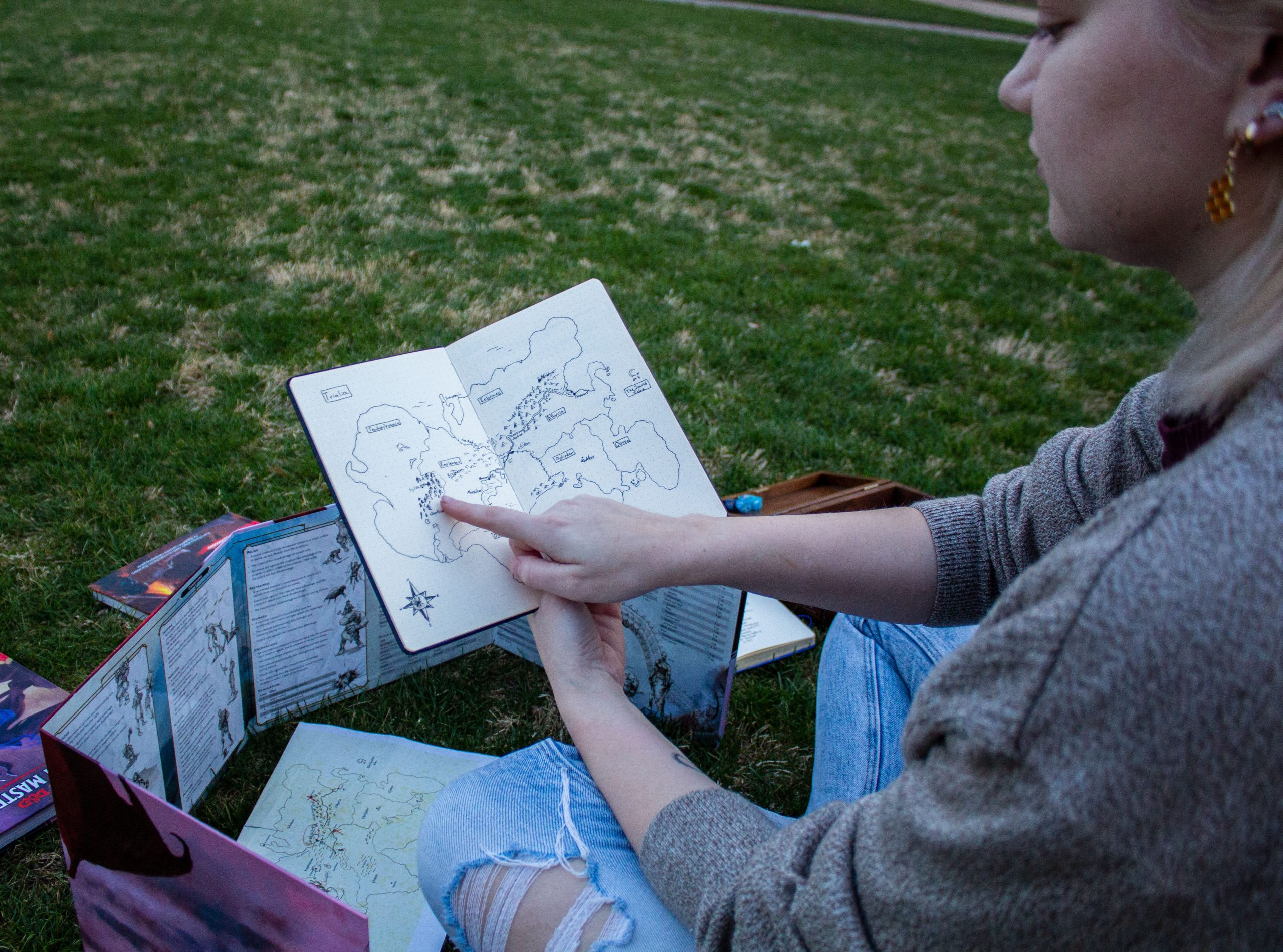 A Seat at the Table: The Rise of Tabletop RPGs Among College Students