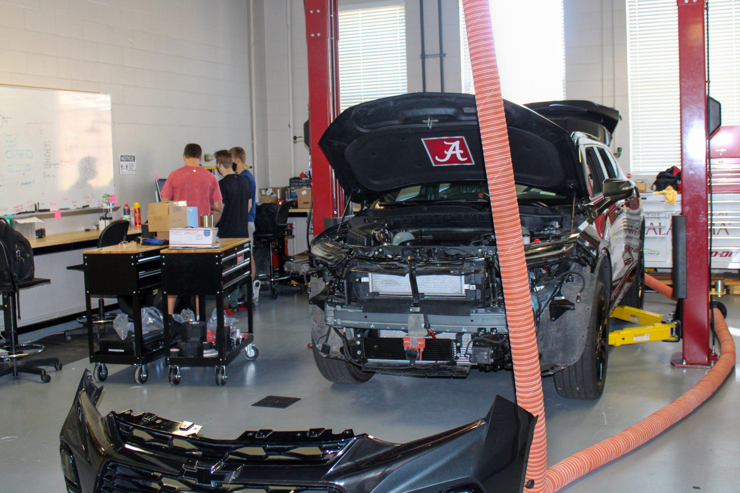 Ecology of the UA Ecocar Team